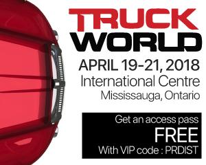 Free Pass to Truck World 2018
