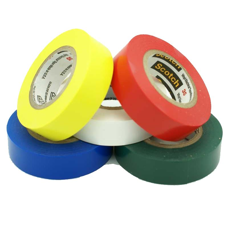 PR Distribution  3M Color Coding Electrical Tape
