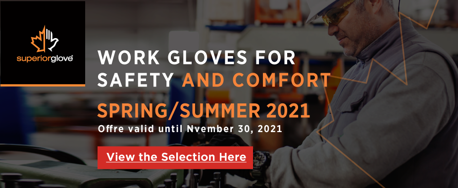 WORK GLOVES FOR  SAFETY AND COMFORT