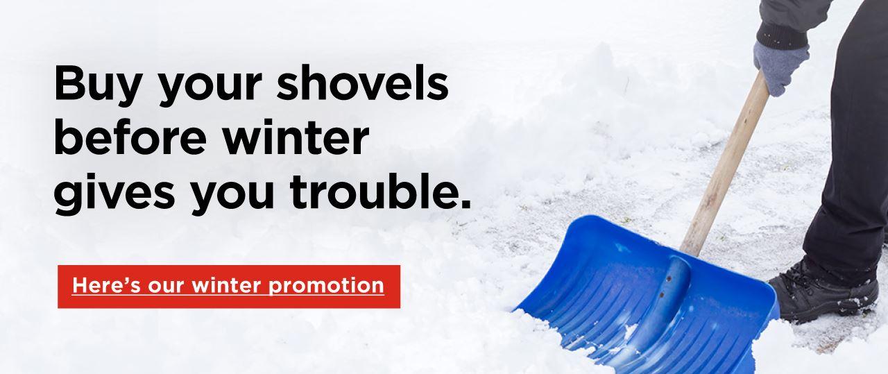 Winter Promotion 2021 - 2022